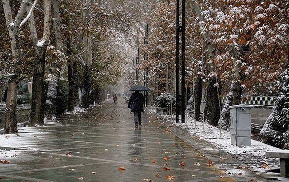 برف و باران
