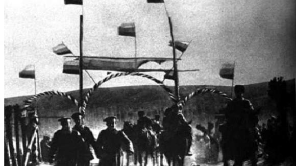 کشتار روسها در مهاباد و حومه در دوران جنگ اول جهانی