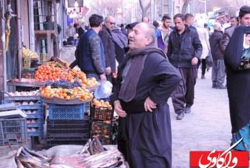 گزارش تصویری واکاوی از بازار شب یلدا