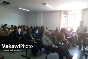 نشست روسای واحدهای تولیدی شهرک صنعتی سقز با مدیرعامل شرکت شهرکهای صنعتی استان کردستان و روسای تعدادی از ادارات سطح شهر