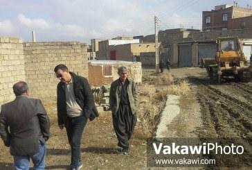 جاده سازی شهردار سقز در روستای آخکند طبق کدام قانون و مصوبه؟ + واکنش ها و جوابیه شهرداری