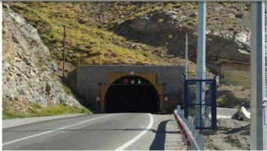 وضعیت بحرانی تونل گردنه خان