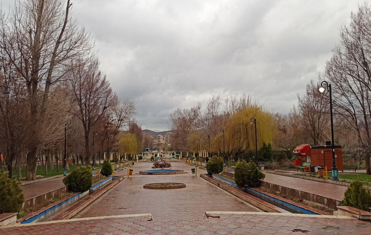 پارک شهر سقز