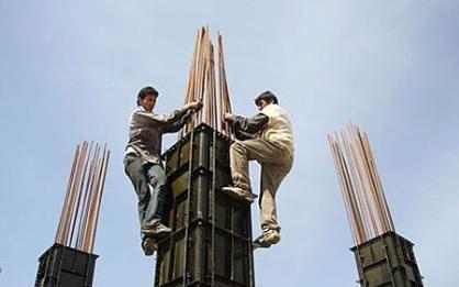 افزایش نجومی حق بیمه کارگران ساختمانی