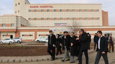 غیر بومیها در بیمارستان سقز