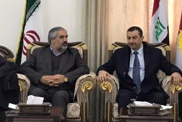 استاندار کردستان از کاهش تعداد ایرانیان شاغل در اقلیم کردستان خبر داد