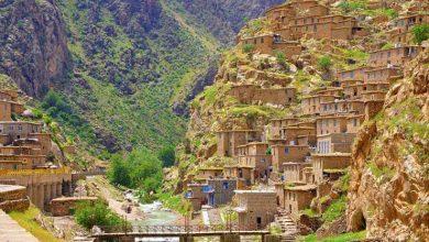 پالنگان؛ ماسوله ای بر قامت کوه های کردستان