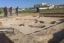سایت باستانی مکریان