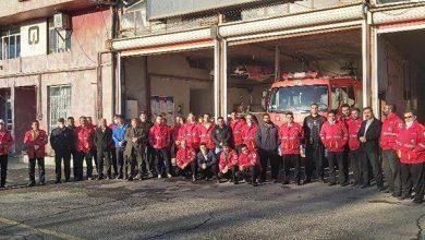 اعتراض کارکنان آتشنشانی سقز نسبت به حقوق معوقه